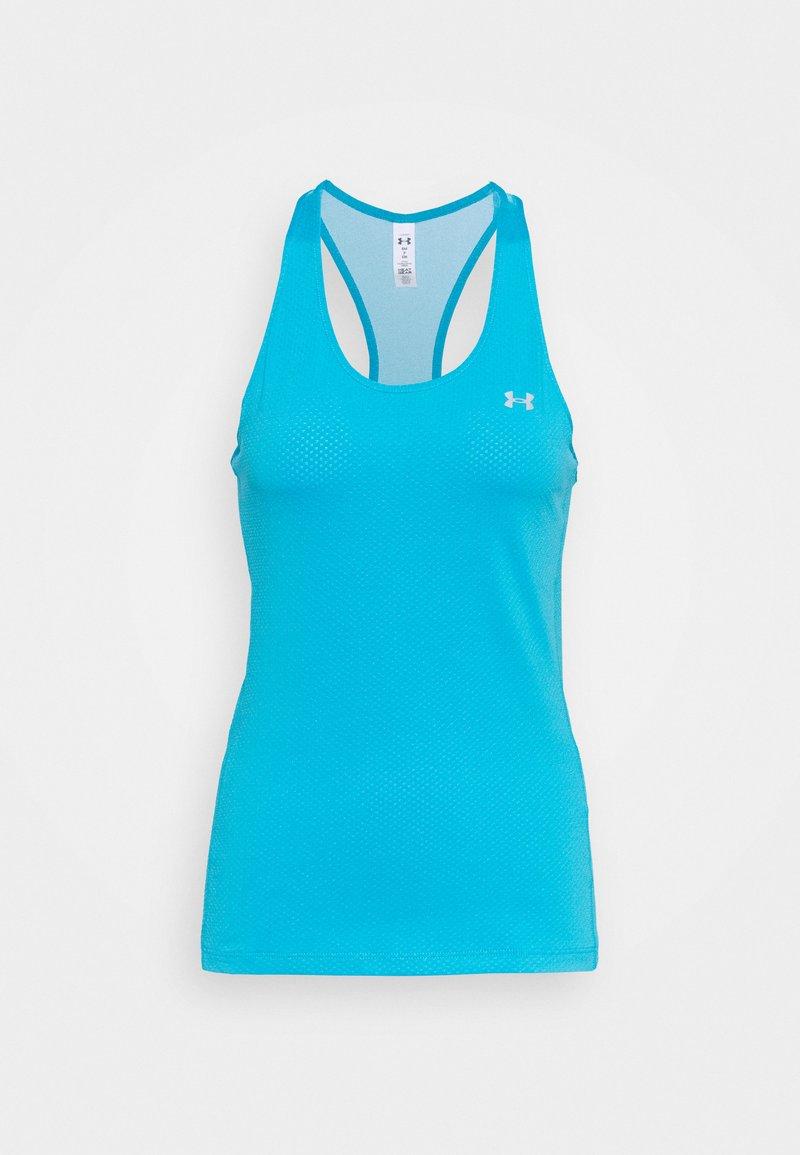 Under Armour - RACER TANK - Camiseta de deporte - equator blue