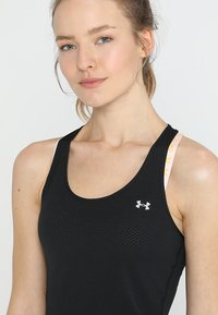 Under Armour - RACER TANK - T-shirt sportiva - black - 4