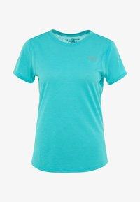 Under Armour - STREAKER - T-shirt basique - breathtaking blue/reflective - 6