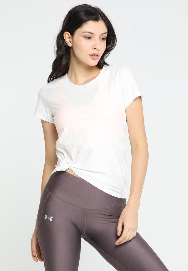 VANISH  - Camiseta estampada - onyx white/onyx white/tonal