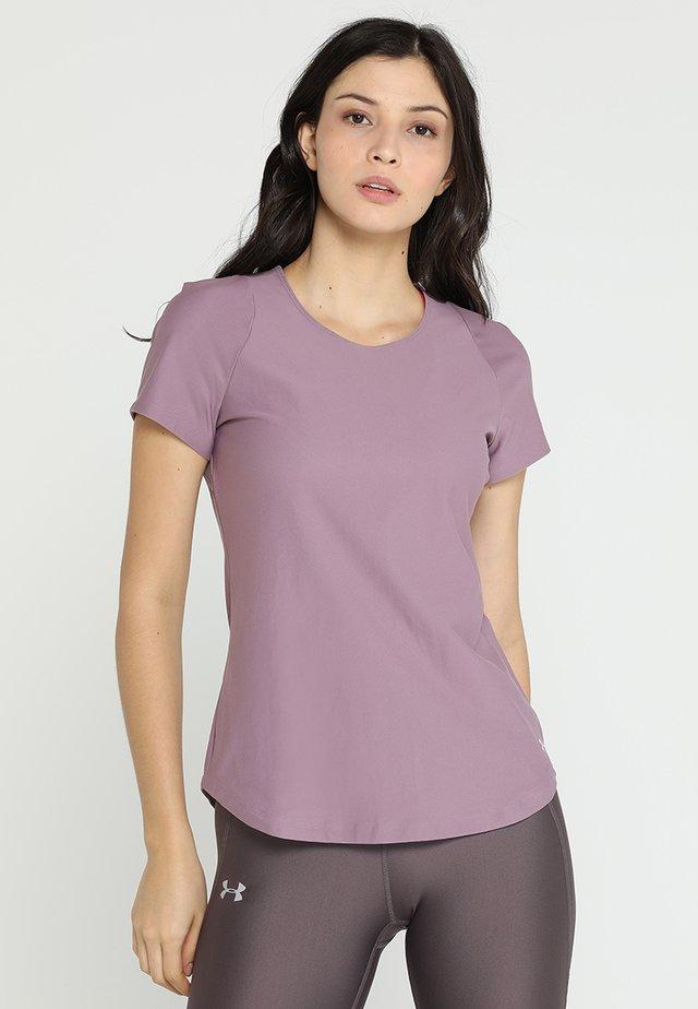 VANISH  - T-shirt con stampa - purple prime/tonal
