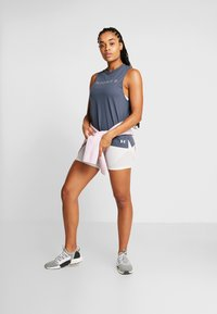 Under Armour - GRAPHIC EMPOWER MUSCLE TANK - Koszulka sportowa - nachtblau - 1