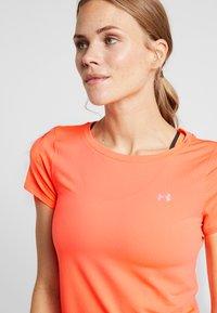 Under Armour - T-shirts - orange - 4