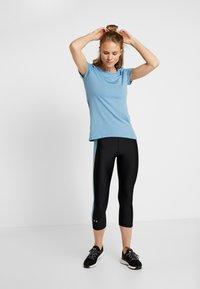 Under Armour - T-shirts - blu - 1