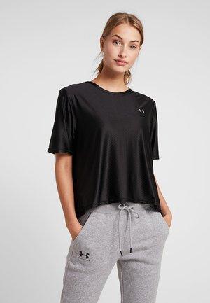 SPORT - T-shirt basic - black