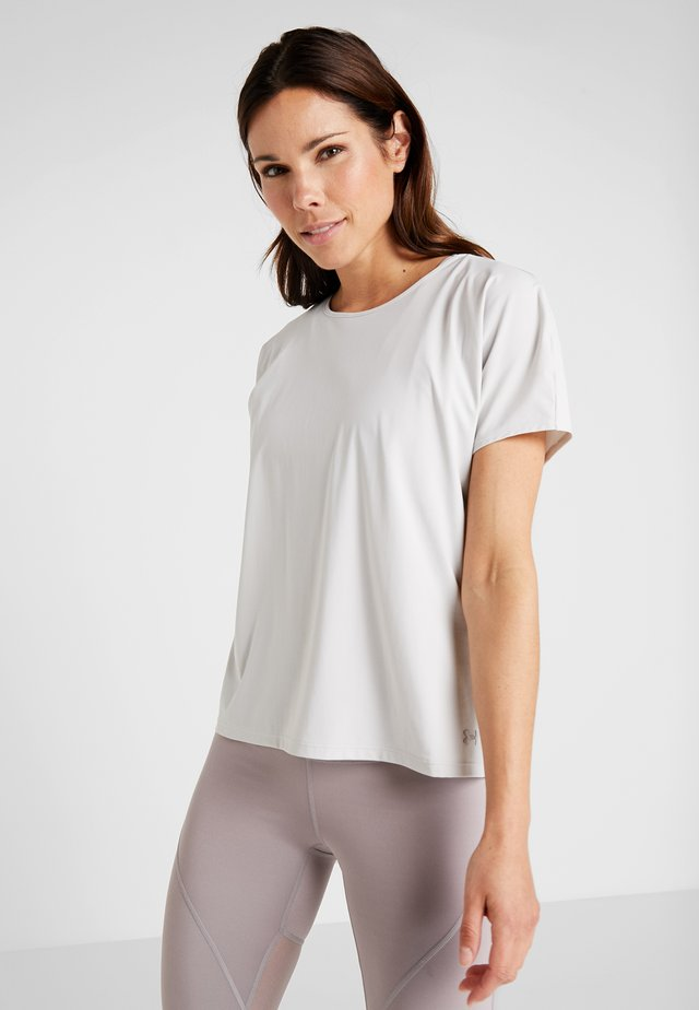 MISTY  - T-shirt con stampa - gray flux