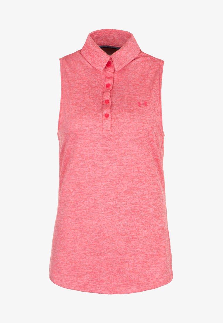 Under Armour - Poloshirt - pink