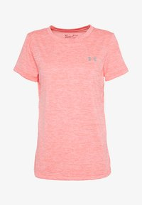 Under Armour - TECH TWIST - T-shirt basique - beta/metallic silver - 4