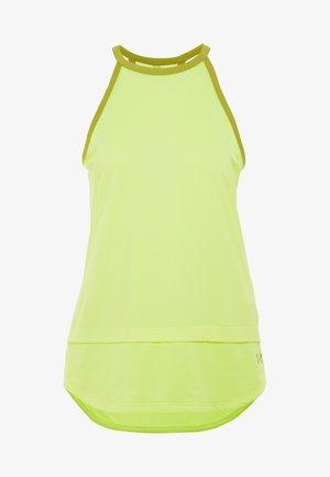 SPORT TANK - Sportshirt - x-ray/hushed green