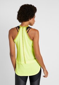 Under Armour - SPORT TANK - T-shirt sportiva - x-ray/hushed green - 2
