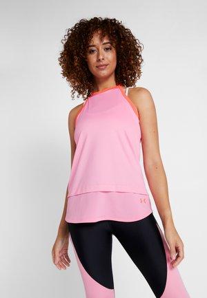 SPORT TANK - T-shirt de sport - lipstick/beta
