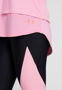 Under Armour - SPORT TANK - Sports shirt - lipstick/beta - 4