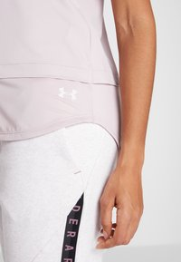 Under Armour - SPORT TANK - Sports shirt - dash pink/french gray - 5