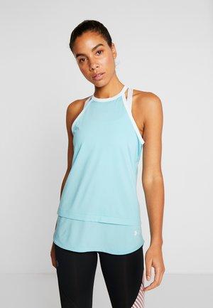 SPORT TANK - T-shirt sportiva - blue haze/rift blue