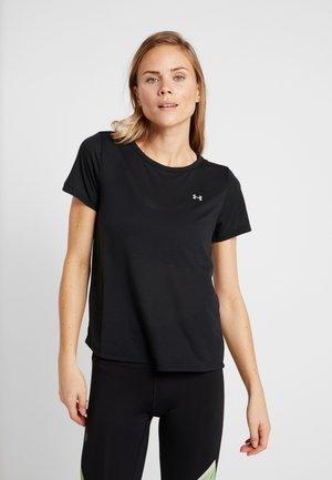 WHISPERLIGHT - T-shirts med print - black