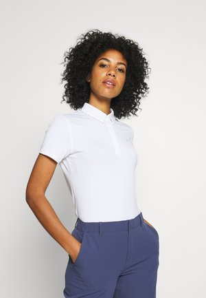 ZINGER SHORT SLEEVE - Funkční triko - white/halo gray