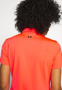 Under Armour - ZINGER SHORT SLEEVE - Sports shirt - beta/black - 3