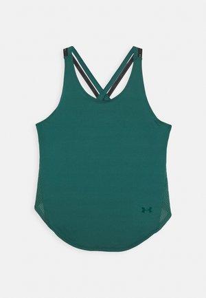 SPORT X BACK TANK - Sportshirt - saxon green
