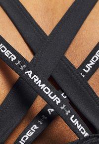 Under Armour - SPORT X BACK TANK - Camiseta de deporte - black - 4