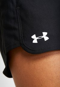 Under Armour - PLAY UP 2.0 - Urheilushortsit - black/white - 5