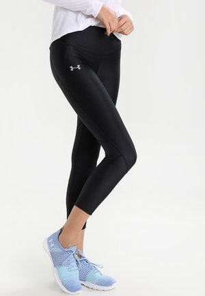 FLY FAST CROP - Legging - black