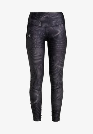 FLY FAST  - Legginsy - jet gray/reflective