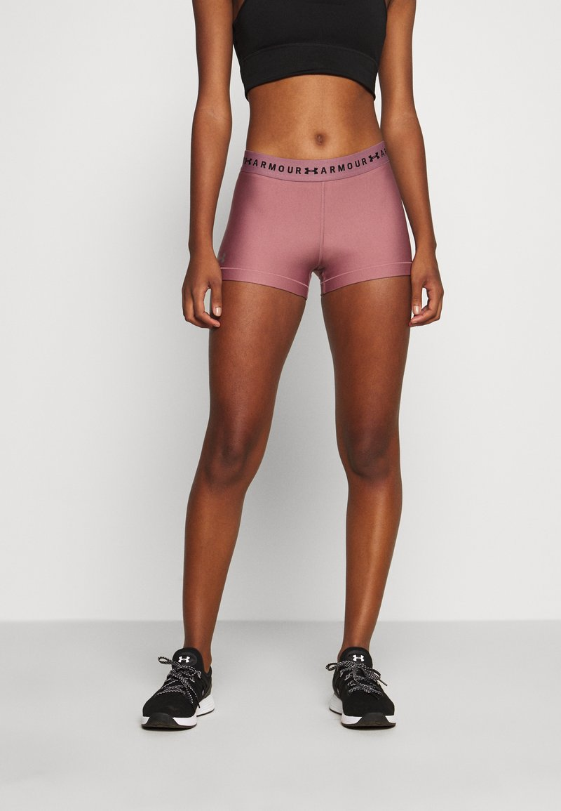 Under Armour - SHORTY - Leggings - coral cove