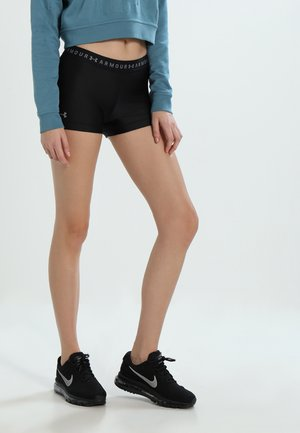 SHORTY - Legginsy - black