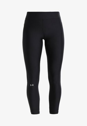 ANKLE CROP - Leggings - black