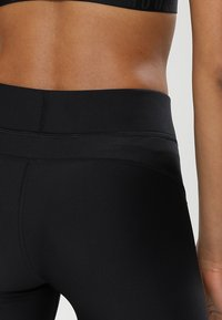 Under Armour - ANKLE CROP - Trikoot - black - 4