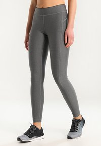 Under Armour - Trikoot - charcoal light heather - 0