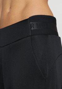 Under Armour - MOVE PANT - Spodnie treningowe - black/tonal - 3
