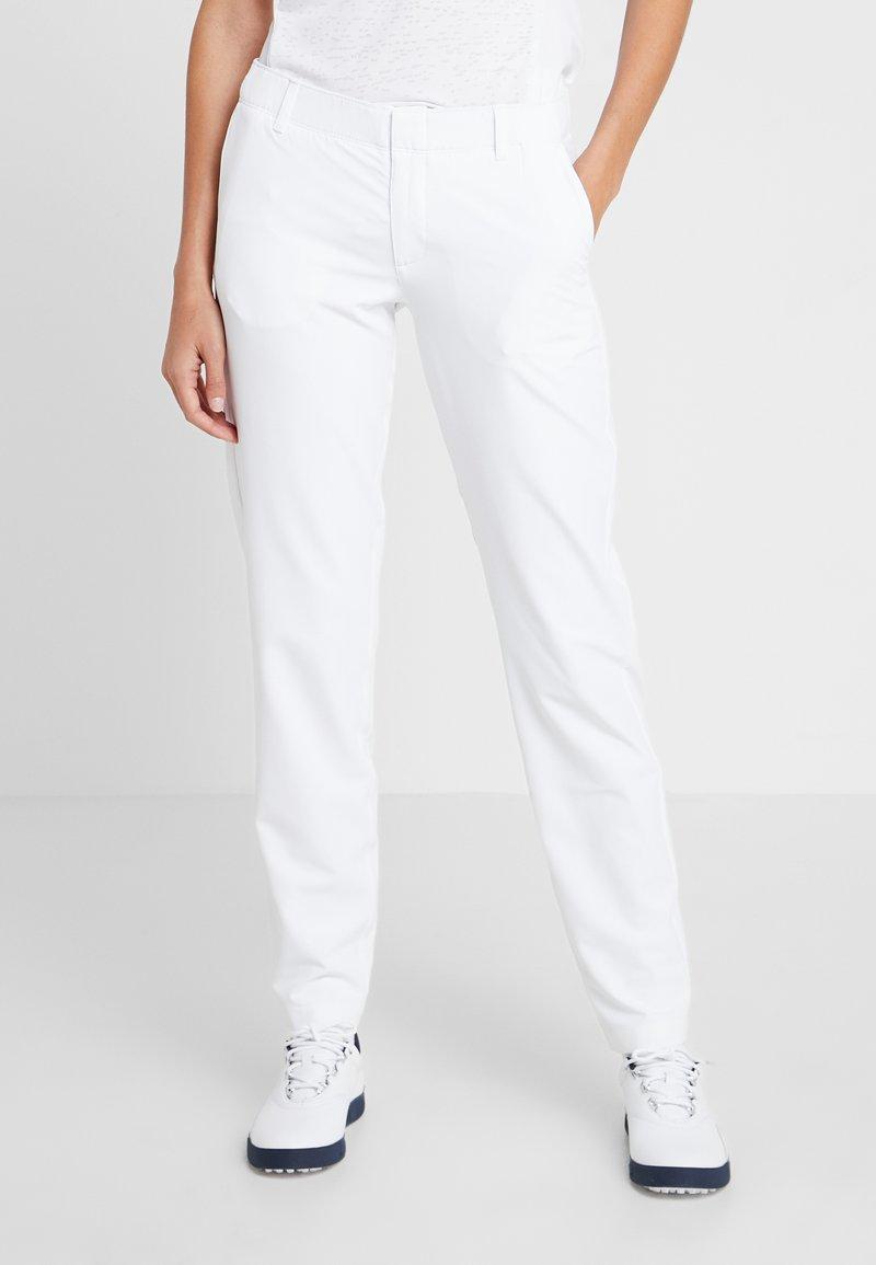 Under Armour - PANT - Pantaloni outdoor - white/mod gray