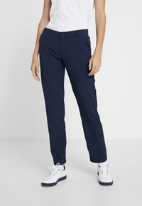 Under Armour - PANT - Długie spodnie trekkingowe - dark blue - 0