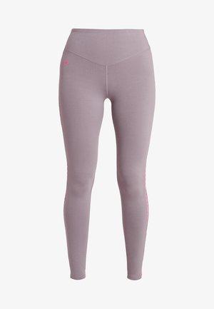 TAPED FAVORITE LEGGING - Legging - purple prime/mojo pink
