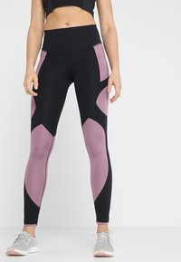 Under Armour - Legginsy - black - 0