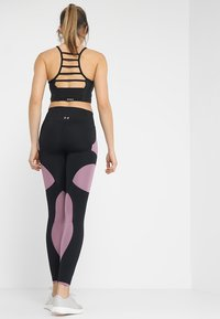 Under Armour - Legginsy - black - 2