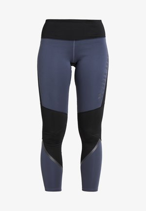 LEGGING GRAPHIC - Legginsy - downpour gray/black/tonal
