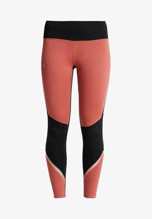 LEGGING GRAPHIC - Leggings - fractal pink/black/tonal