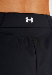 Under Armour - PERPETUAL SHORT - Sports shorts - black - 5