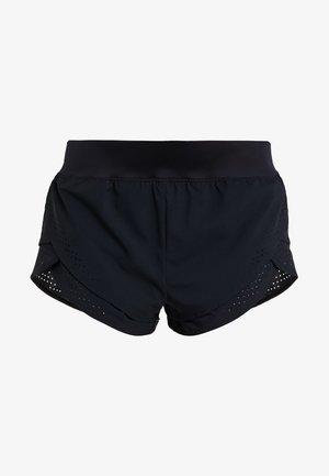 PERPETUAL SHORT - Sportovní kraťasy - black