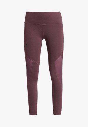 RUSH CROP - Leggings - level purple