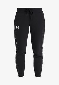 Under Armour - ORIGINATORS JOGGER - Trainingsbroek - black/white - 3