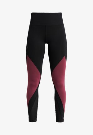 RUSH LEGGING - Trikoot - black/level purple