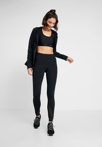 Under Armour - RUSH LEGGING - Collants - black