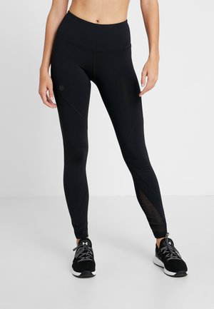 RUSH LEGGING - Collants - black