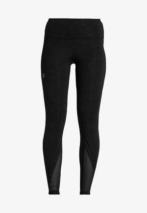 RUSH LEGGING METALLIC PRINT - Collants - black