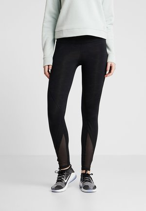 RUSH LEGGING METALLIC PRINT - Tights - black