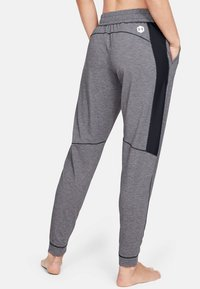 Under Armour - Base layer - black fade heather - 2