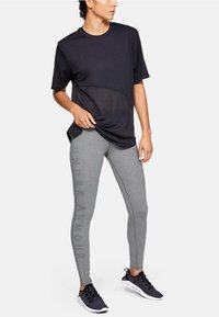 Under Armour - FAVORITE - Collants - pitch gray medium heather - 1